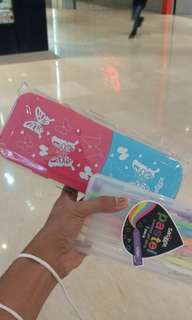 SALE Pencil case by Smiggle