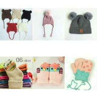 Girls Winter Accessories!