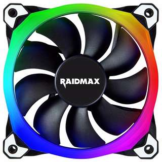 Raidmax NV-R120B RGB 120mm Case fan