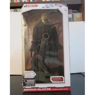 Star Wars Emperor Palpatine Quarter Scale