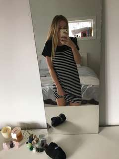 Striped dress