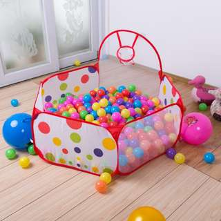 Foldable Ball Pit