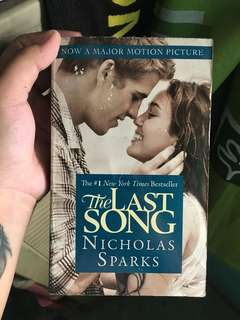 The Last Song- Nicholas Sparks