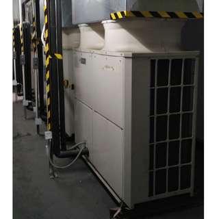 座地式冷氣機