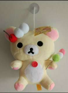Rilakkuma Stuffed Toy Plush Bear Caught From Claw Machine