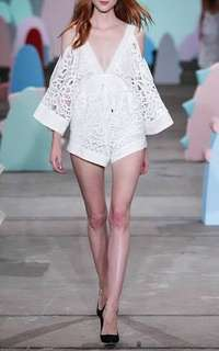 Alice McCall keep me there playsuit