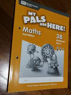 Primary 3 Workbook 3B Part 2 My Pals Are Here!