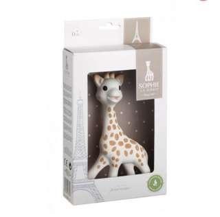 BNIB Sophie the Giraffe