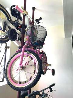 BMX Paris 16 Rudge girl's bicycle for sale (price neg.)