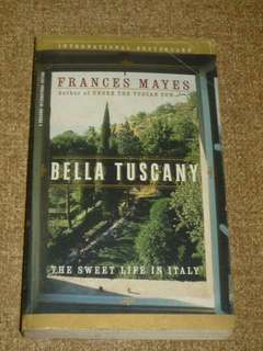 Books: Bella Tuscany