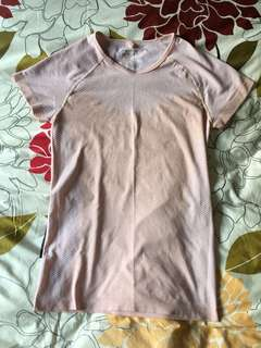 Nude/Pink Dri-Fit Top (UK18-20)