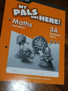 Primary 3 Workbook 3A Part 2 My Pals Are Here!