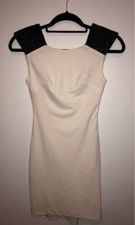 GUESS White Bodycon Dress (Size XXS)