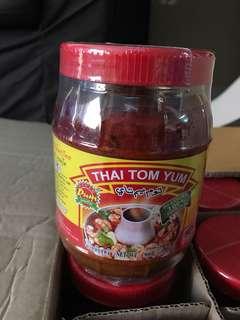 Thai Tom Yum (Madam Pum) paste
