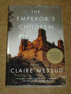 Books: The Emperor's Children