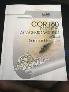 English, COR160