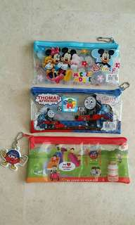 Pencil case - Thomas Train Mickey Minnie Mouse Vitagen