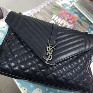 *Price lowered* Excellent condition YSL Large Envelope Bag