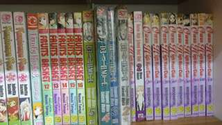 Mangas for sale