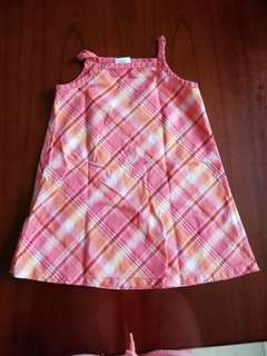 Old navy dress for 12 -18months