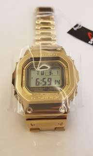Casio GMWB5000 Gold 35th Anniversary