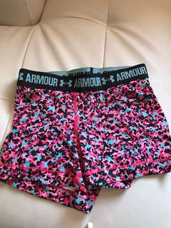 Under Armour booty Shorts