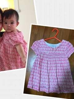 Gingersnap pink dress