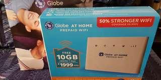 Brand New Globe Prepaid Wifi
