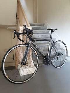 Orbea full carbon road bike