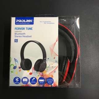 Prolink Fervor Tune Headset (RED)