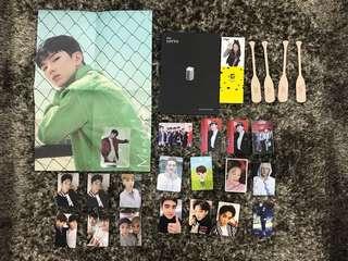 various official stuff (monsta-x; exo; twice; seventeen; bts; ikon; teentop; bigbang)