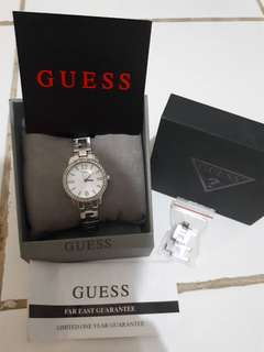 PRELOVED GUESS ORI WATCHED