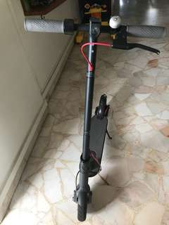 Ninebot ES1 Scooter (used for only 3 days)