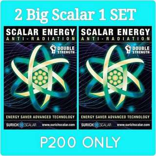 Surich Scalar Energy Saver Stickers
