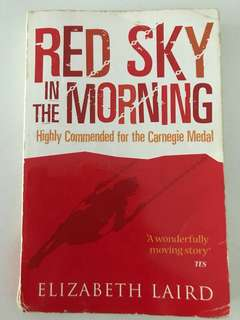 Red Sky in the Morning/ Elizabeth Laird