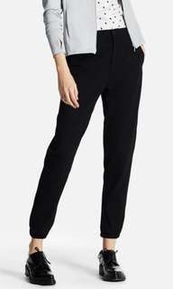 *REDUCED* UNIQLO Ponte Jogger Pants in Black