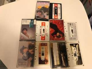 音樂窩 蔡琴 錄音帶 4盒