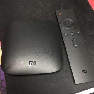 小米盒子2 標準版 高清網絡機頂盒 隨時看海量高清網絡電影、電視劇