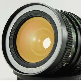**日光銀鹽** Rollei Rolleinar MC 28mm F2.8 (已改Canon EF接環)