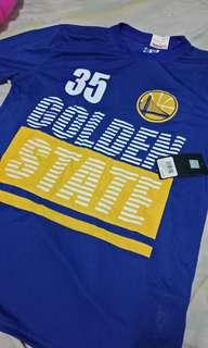 Kevin Durant GSW Dri Fit Shirt