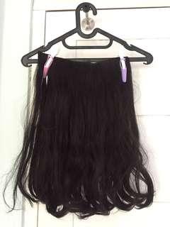 Hair Clip Wavy 50cm Korea
