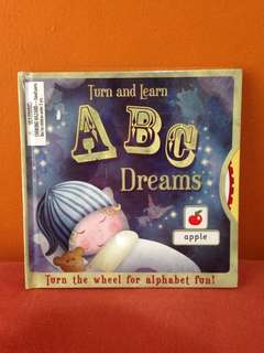Buku BBW : Turn & Learn ABC Dreams