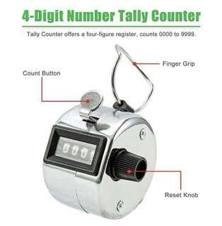 Tally Counter 计算器
