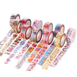 Washi Tapes 15mmx10m