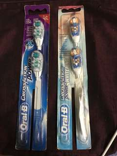 Oral-b electronic toothbrush refill #20under