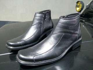 Sepatu folmal pria 100% kulit asli