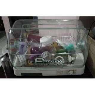 Steril botol/ sterilizer panasonic/panasonic dsterile