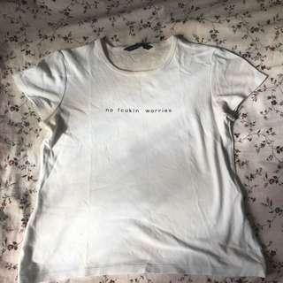Fcuk tshirt