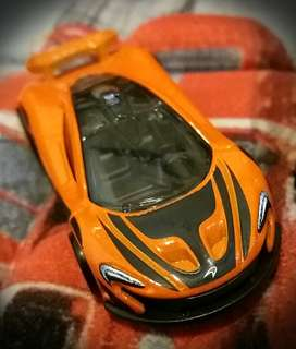 """Diecast Mclaren P1 """"Only""""【Cars and Donuts ver.】"""