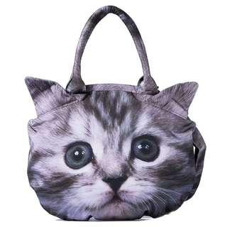 全新Mousse貓貓手袋